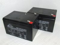 2x Leoch AGM-15-EV - Uprated OSET Trial Bike Batteries